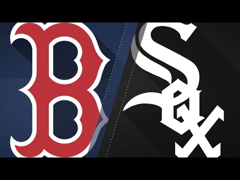 Anderson leads White Sox offense in 8-0 win: 9/2/18
