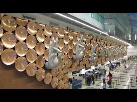 Delhi Indira Gandhi International Airport (IGIA) - VIDP/DEL, INDIA