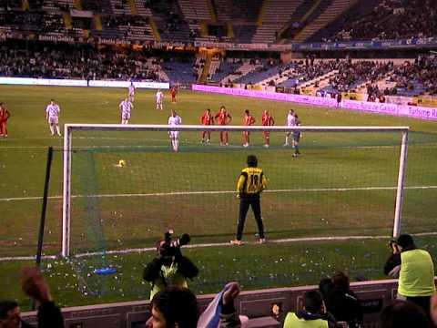 3-1 gol chino losada galiza