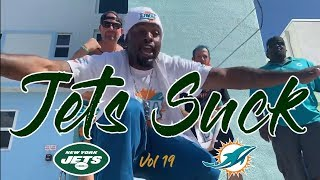 Miami Dolphins Vs New York Jets *Jets Suck Vol 19* Week 9 By SoLo D