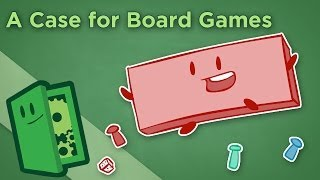A Case for Board Games - Why Board Games Help You Make Better Video Games - Extra Credits