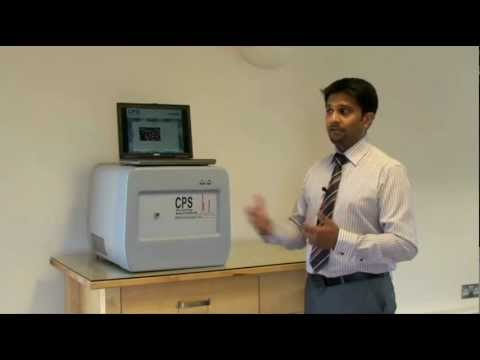 Nanoparticle Size Analysis using the CPS Disc Centrifuge UHR