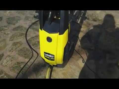 Karcher Lavor Modele Prime 165 Youtube