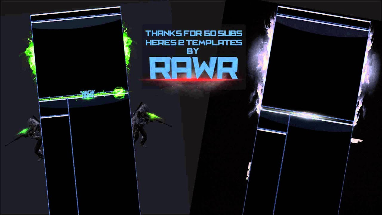Rawr free templates youtube rawr free templates pronofoot35fo Gallery