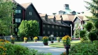 Luxueux Hôtel Québec: Fairmont Le Château Montebello