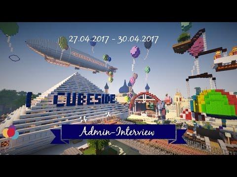 Cubeside   6 Jahre   Admin Interview