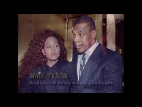 Eric Clemens Interview With Mike Tyson (1989)
