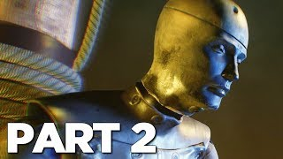 LAYERS OF FEAR 2 Walkthrough Gameplay Part 2 - UNMOORING (ACT 1)