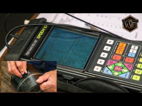 Ultrasonic Testing On Pipe Welding