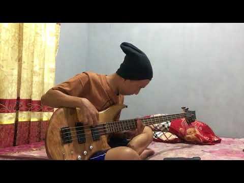 Sidney Mohede - Tiada SepertiMu (bass cover)