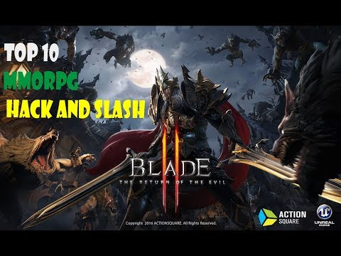 Top 10 ACTION MMORPG/Hack And Slash 2018 - 2019 (iOS/ANDROID)