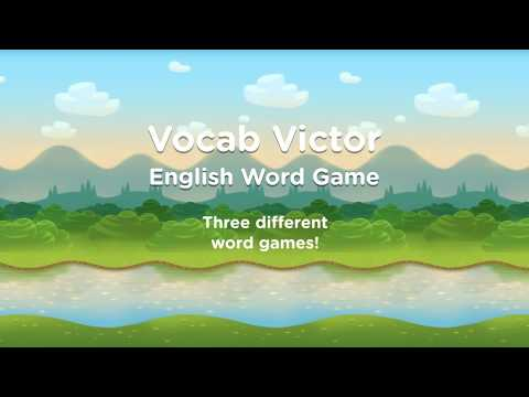 Vocab Victor FREE Word Learning App
