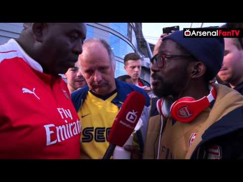 Arsenal 2-2 Man City (Away) | I Love Arsenal But I've Had Enough says Claude