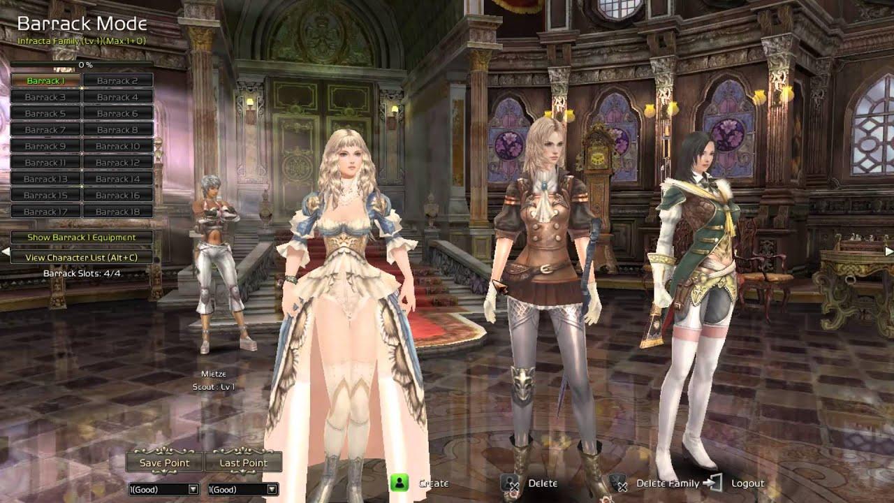 Sword Of Thenew World: Let's Play Granado Espada (Sword Of The New World: Granado