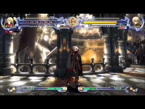 Blazblue: Calamity Trigger part 2 - Brotherly Beat-down |