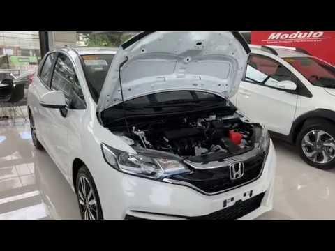 Detailed 2019 Honda Jazz 15 Vx Navi Cvt Philippines Youtube
