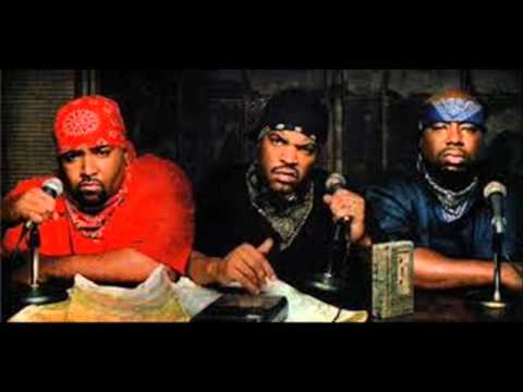 the truth behind the Ice Cube and Mack 10 Beef
