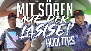JP Performance - Mit Sören auf der LaSiSe! | AUDI TTRS 8s APR
