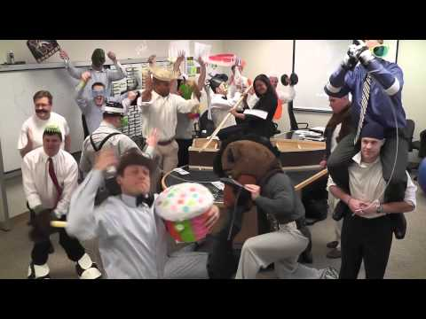 WMU Football HARLEM SHAKE