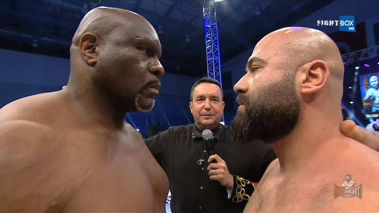 Bob Sapp vs. Selcuk Ustabasi izle video Box Maçı - Mix Fight Championship 24