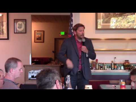 Port Angeles Business Association State Representative Candidate Forum, Sept 13, 2016