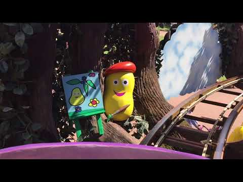 Get Set Go Treetop Adventure Onride -CBeebies Land Alton Towers Resort