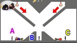 【物理演算】誰が一番初めに怪我をすると思いますか?