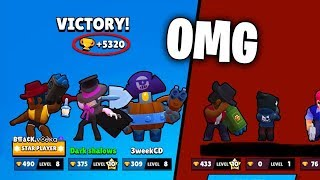 Impossible Win ! Brawl Stars Funny Moments & Fails & Gitches #2
