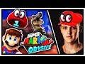 Best of Huebi 🌍 Super Mario Odyssey   Teil 1  Mit Cappy hat auch Huebi Skill?!