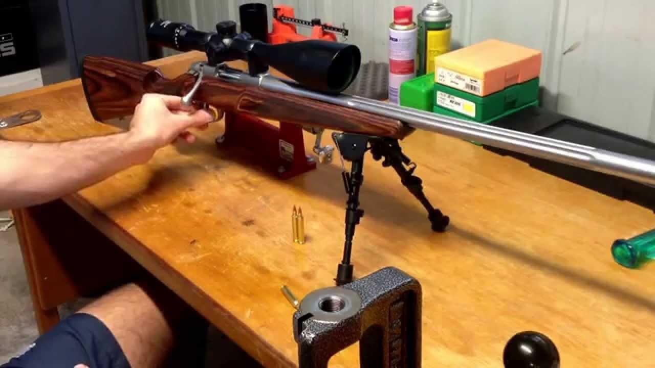 Rifle Review: Sako 85 varmint (VLS) in 204Ruger