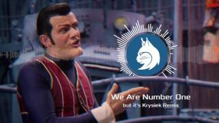 We Are Number One but it's Krysiek Remix