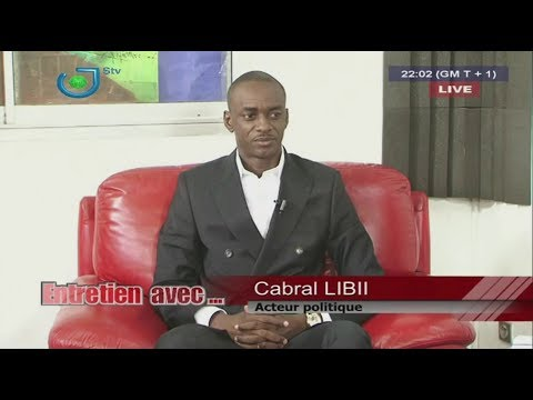 Entretien Avec ... (CABRAL LIBÎÎ) - Jeudi 17 Août 2017 - Présentation : DIPITA TONGO