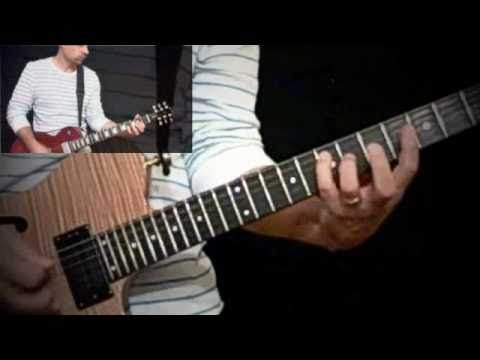 """""""Trippin' on a Hole in a Paper Heart""""-Stone Temple Pilots (guitar cover)"""