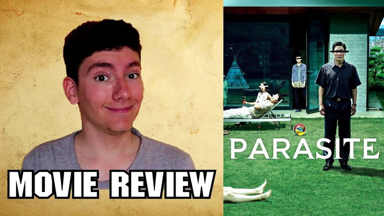 Parasite (2019) [Korean Dark Comedy Movie Review]