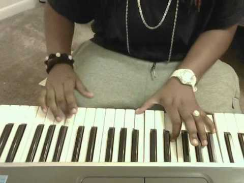 First Time by josh xantus on the keyboard