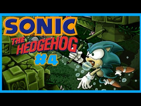 MY WORST NIGHTMARE!!!Classic Sonic Plays Sonic The Hedgehog 1(Andriod) Part #4-Labyrinth Zone |