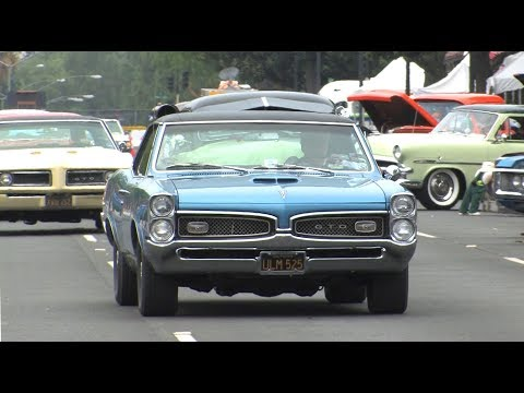 Route 66 Cruisin Reunion Ontario 2017 Fri-Sat
