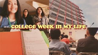 college week in my life! 🍭
