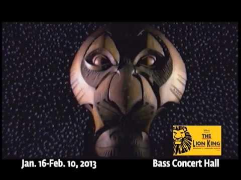 Broadway Across America-Austin 2012-2013 Season
