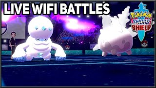 Dropping That Sticky Web! | Pokemon Sword & Shield LIVE Wifi Battles | Smogon OU