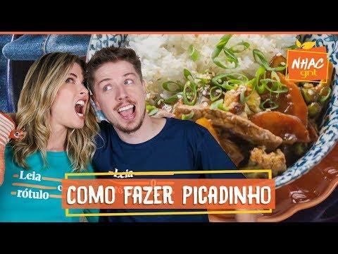 Picadinho de carne: Rita e Jefferson Schroeder ensinam prato oriental  Rita Lobo  Cozinha Prática