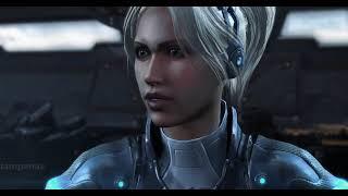 StarCraft II: Nova Covert Ops All Cutscenes (Game Movie) 1080p HD (2016)