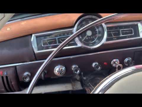 1959 Mercedes-Benz 190D