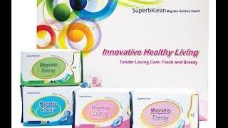 Longrich Superbklean Magnetic Sanitary Napkin