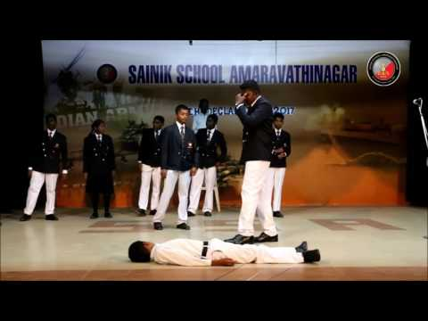 Sainik School Amaravathinagar IH DECLAMTION Pandya