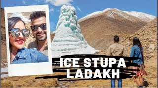 Ice Stupa in Ladakh 2019 | Coolest Place You Should Be Visiting Next