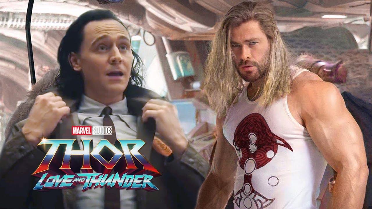 Thor 4 Love and Thunder Loki Video Explained - Marvel Phase 4