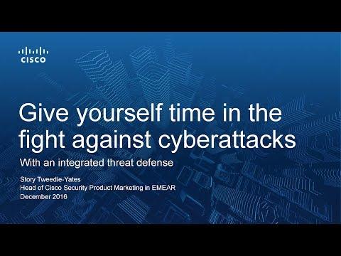 Курсы по кибербезопасности. Интегрированная защита Cisco. Возможность реагировать на угрозы быстрее