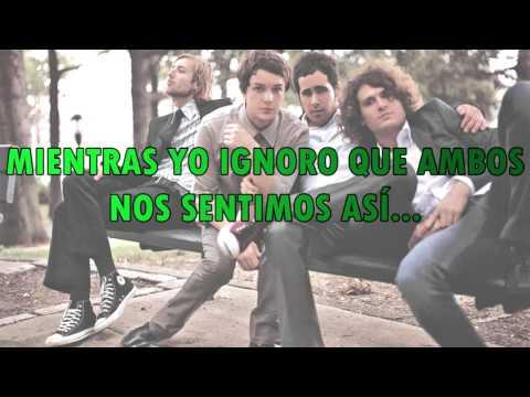 The Killers - Change Your Mind (traducida)