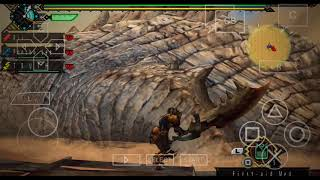 Main monster hunter portable 3rd ppsspp online with amultios
